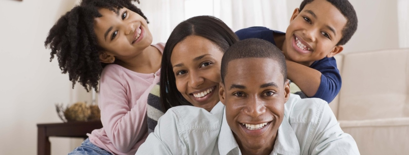 African-American-family-smiling-horizontal