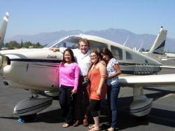 Melissa, Gaby, Emily Flyout