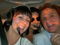 Karine, Irina Flyout