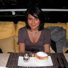 KARINE BIRTHDAY W Hotel, Drai's