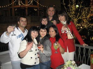CHRISTMAS 2009 The Grove