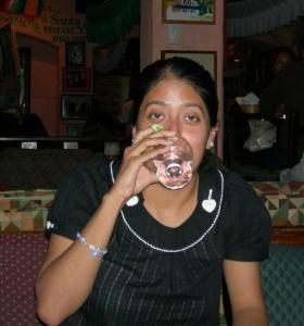 GABY'S BIRTHDAY El Cholo Resturant