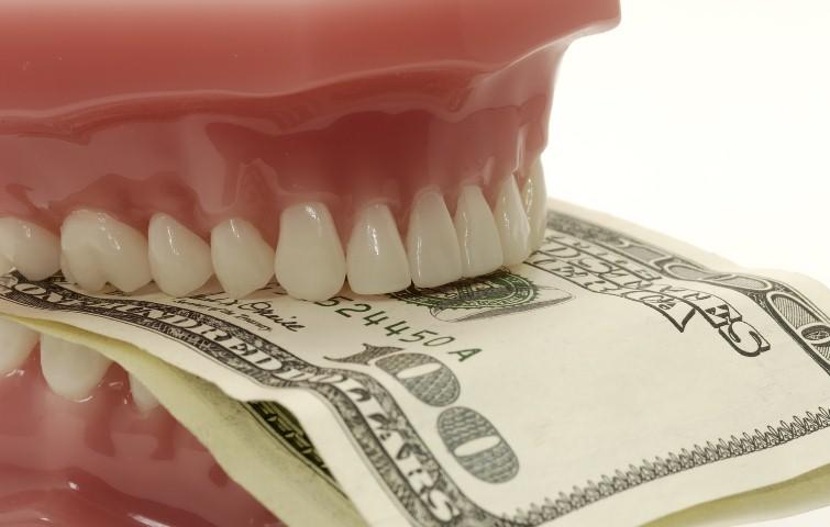 cost of dental porcelain crowns